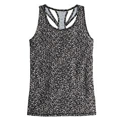 Girls 7-16 SO® Graphic Tank