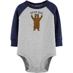 Baby Boy OshKosh B'gosh® Bear Hug Bodysuit