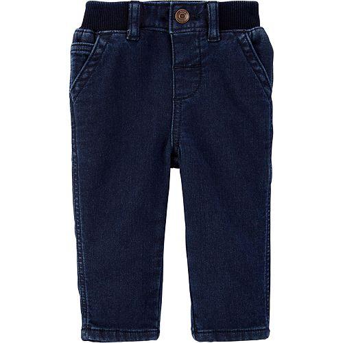 Baby Boy OshKosh B'gosh® Pull-On Carpenter Pants