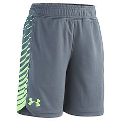 Boys 4-7 Under Armour Side Striped Shorts