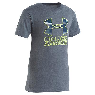 Boys 4-7 Under Armour Logo Graphic Tee