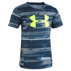 Boys 4-7 Under Armour Abstract Logo Graphic Tee