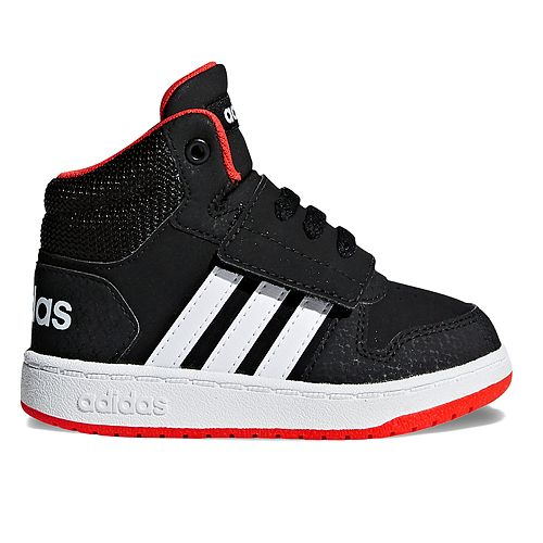 adidas Hoops Mid 2.0 Toddler Basketball Shoes