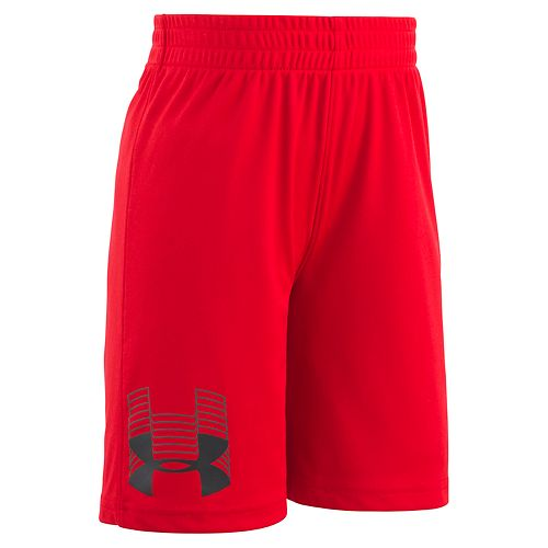Boys 4-7 Under Armour Prototype Logo Shorts
