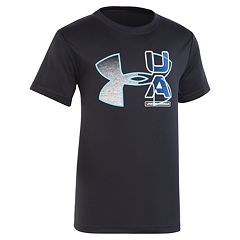 Boys 4-7 Under Armour Fade Logo Graphic Tee