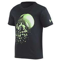 Boys 4-7 Under Armour Baseball Explosion Graphic Tee