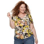 Plus Size EVRI Essential Everyday Tee