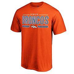 ce41fa92fca3a NFL Denver Broncos T-Shirts Sports Fan Clothing | Kohl's