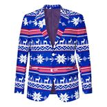Men's OppoSuits Slim-Fit The Rudolph Blazer