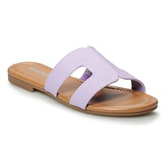 048f2d135ca1 SONOMA Goods for Life™ Jeanette Women s Sandals