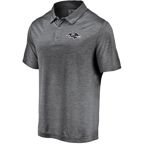 4ea11e4a Men's Baltimore Ravens Positive Production Polo