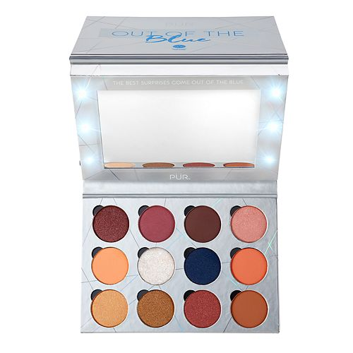 PUR Out of the Blue Vanity Eyeshadow Palette