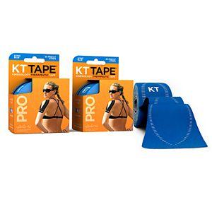 KT Tape Pro Sonic Blue Tape - (2-Pack)