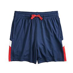 Toddler Boy Jumping Beans® Pieced Active Shorts