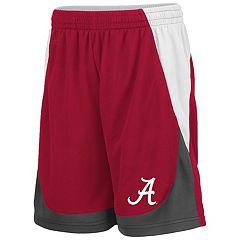 Boys 8-20 Alabama Crimson Tide Fame Shorts