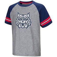 62f99b962 Boys 8-20 Arizona Wildcats Big Win Tee