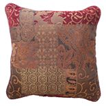 Croscill Galleria Square Throw Pillow