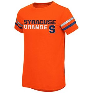 Girls 7-16 Syracuse Orange Bright Lights Tee