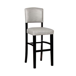 Peachy Morgan Nailhead Bar Stool Ibusinesslaw Wood Chair Design Ideas Ibusinesslaworg