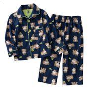 Carter's® Bulldog & Bullfrog Pajama Set