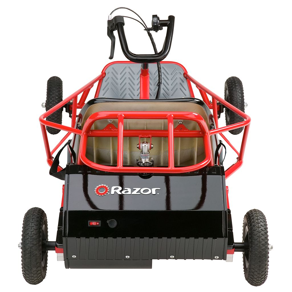 Razor Electric Dune Buggy - Red