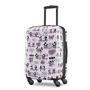 American Tourister Mickey & Minnie Hardside Spinner Luggage