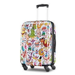 American Tourister Nickelodeon 90's Mashup Hardside Spinner Luggage