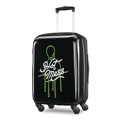American Tourister Nickelodeon Slime Hardside Spinner Luggage