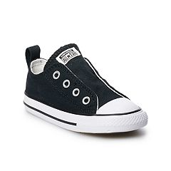 67d753f0ce Converse Chuck Taylor All Star Boys' Simple Slip Sneakers