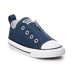 Converse Chuck Taylor All Star Boys' Simple Slip Sneakers