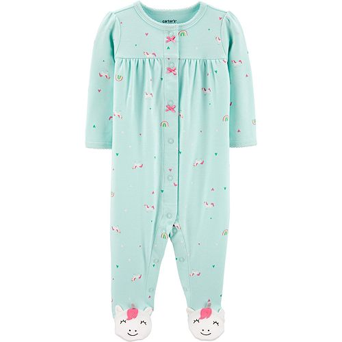 Baby Girl Carter's Unicorn Sleep & Play