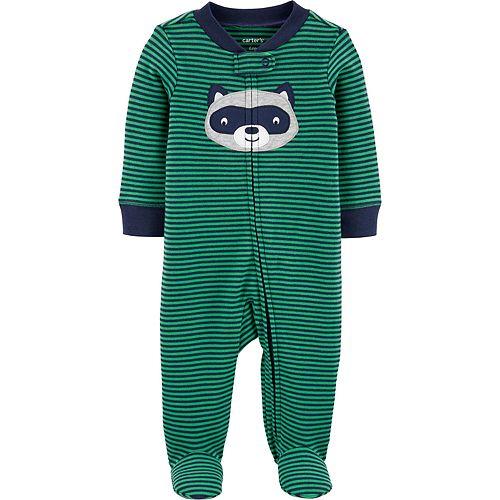 Baby Boy Carter's Raccoon Sleep & Play