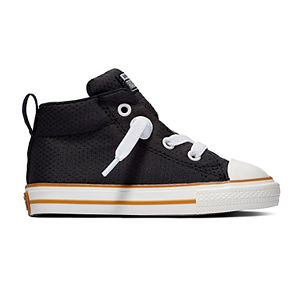 Kids  Converse Chuck Taylor All Star Pull Zip High Top Shoes. Sale 4a701be60