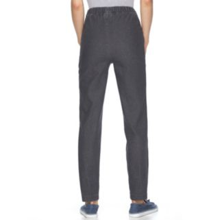 Petite Croft & Barrow® Pull-On Jeans