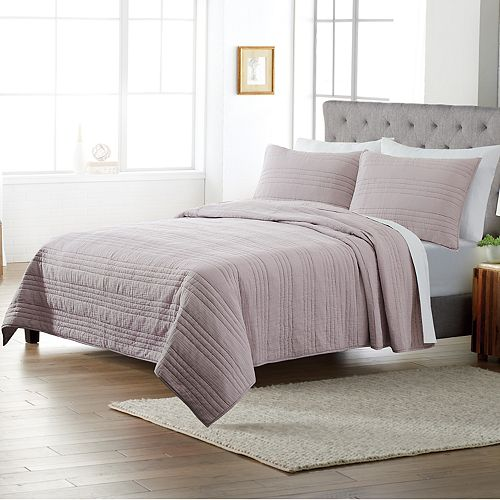 SONOMA Goods for Life™ Solid Gauze Quilt