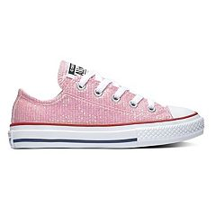 57a9ddfd17d98d Girls  Converse Chuck Taylor All Star Encapsulated Glitter Sneakers