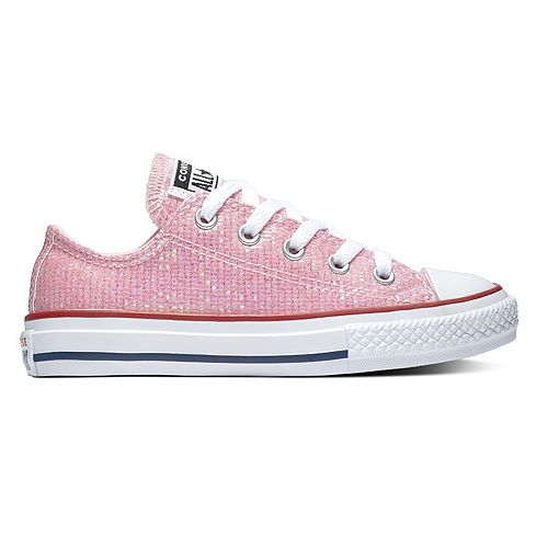 ced0b57bb1cb Girls  Converse Chuck Taylor All Star Encapsulated Glitter Sneakers
