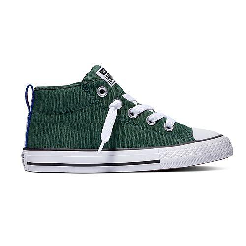 498fb6712968 Boys  Converse Chuck Taylor All Star Street Slip Sneakers