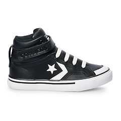 9822c91aab0dd Boys  Converse CONS Pro-Blaze Leather High Top Shoes