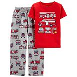 Boys 4-8 Carter's Top & Bottoms Pajama Set