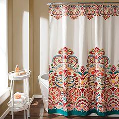Lush Decor Clara Shower Curtain