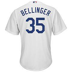 release date: 826ca 1aa47 Men s Los Angeles Dodgers Bellinger 35 Jersey