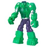 Playskool Heroes Marvel Super Hero Adventures Mech Armor Hulk