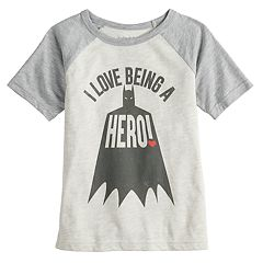 Boys 4-12 Jumping Beans® DC Comics Batman Raglan Tee