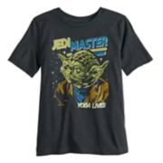 Boys 4-12 Jumping Beans® Star Wars Yoda Jedi Master Graphic Tee