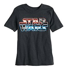 Boys 4-12 Jumping Beans® Star Wars Light Sabers Graphic Tee