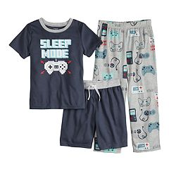 122b04482 Boys 4-14 Carter's Printed 3-Pajama Set