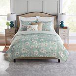 Croft & Barrow® Marietta Reversible Comforter Set