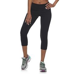 e92eb0cc945622 Women's Tek Gear® Midrise Capri Leggings