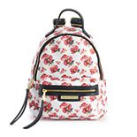 Juicy Couture Varsity Blooms Mini Backpack
